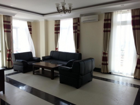 Brand New Apartment 2bed Unit $1000/mont *Top Floor Tonle Basac