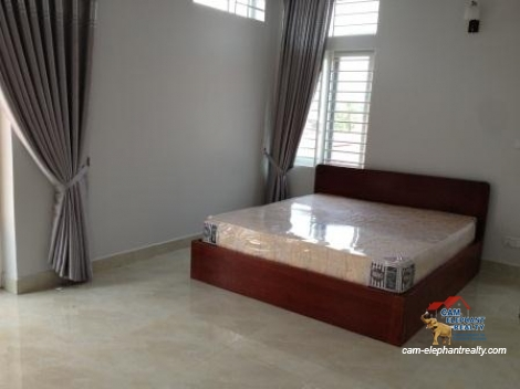 Western Apartment in Tuol Kork Rent,2BR=$450