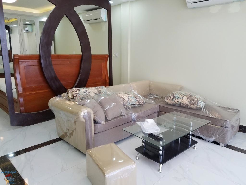New Western Apartment 1Bedroom balcony $350/month BKK3