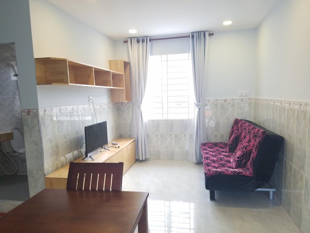 Western Apartment 1Bed Big balcony $250/month near Chinese Embassy