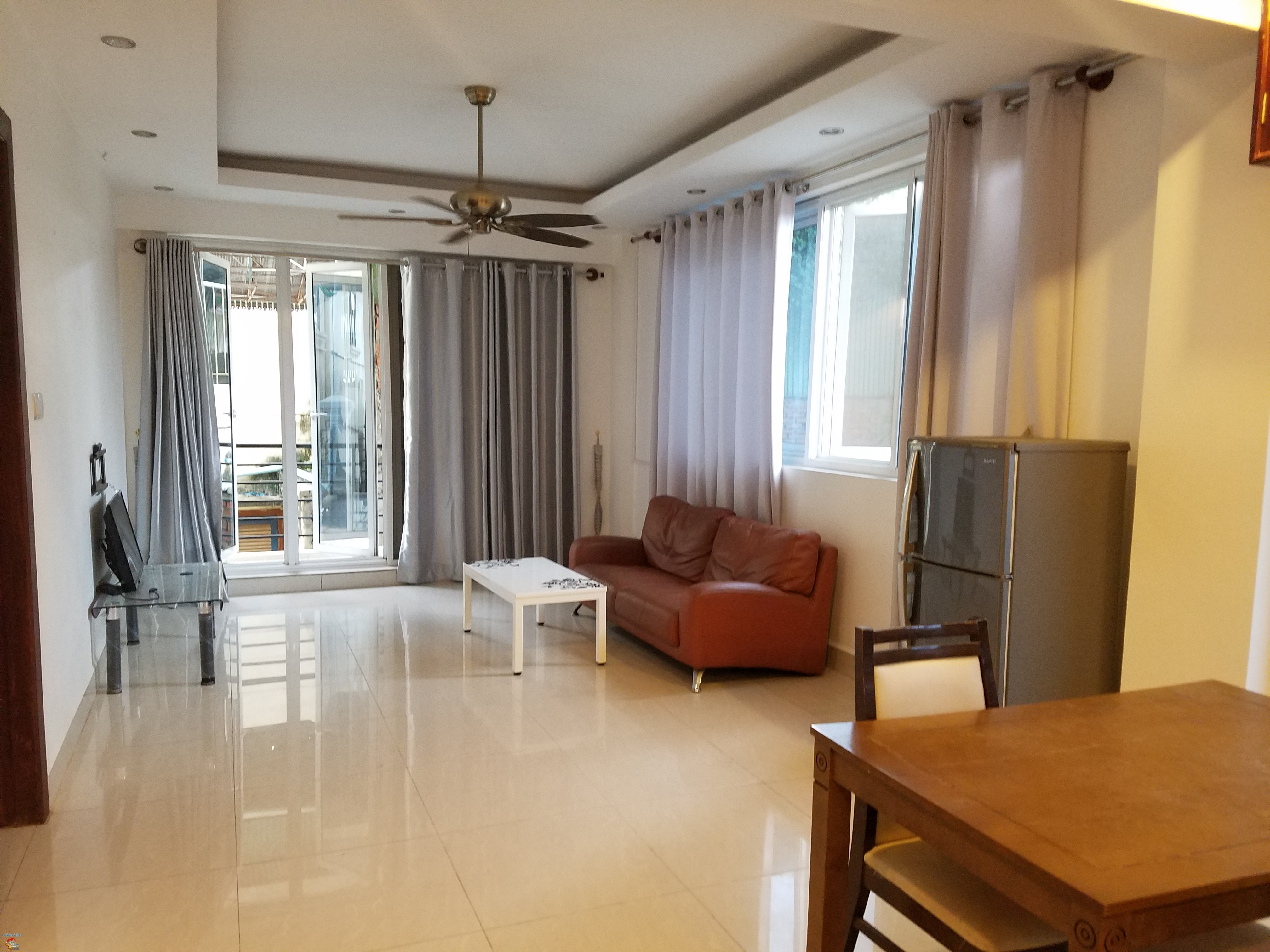 Western Apartment 2Bed Unit $420/month Toul Kork