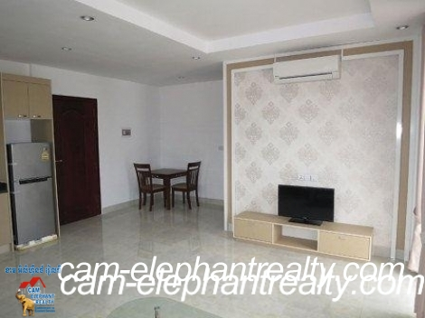 Brand New Service Apartment near Olympic Stadium for Rent,1BR=$400/m