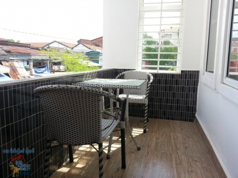 Nice Western Apartment 1Bed Unit $300-320/month free wifi,cleaning… BKK3