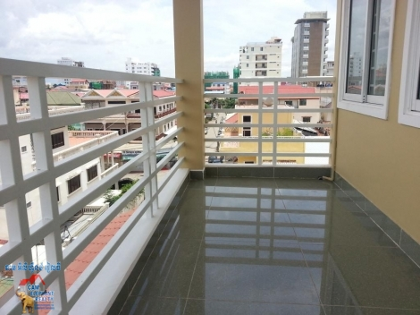 Brand New Western Apartment big Balcony 1bed Unit $350/month Russian Market