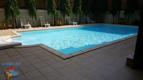 Pool Western Apartment 2bed + 2baths +1 Office $1000/month BKK1