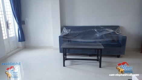 New Western Apartment 1bed $250-300-350/month BKK2