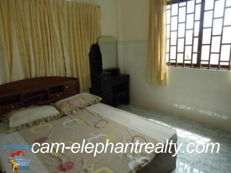 Service Apt near Chinese Embassy 4 Rent,1BR