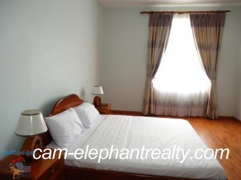 Furnished Western Apartment near Depo Market for Rent,2BR=$550