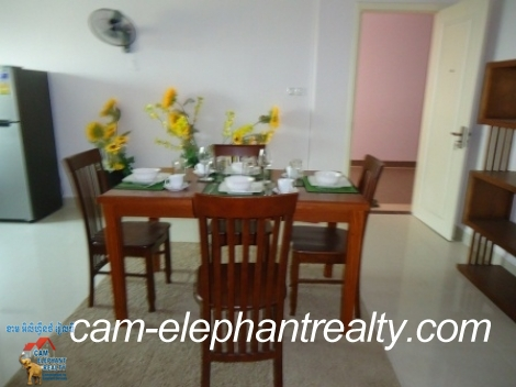1 bedroom,Brand New Western Apartment For Rent,near Sovanna Shopping Center