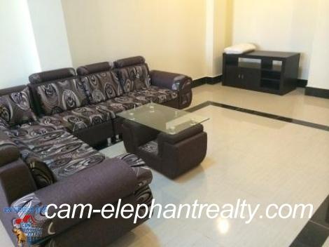 Huge Terrace Western Apartment near Sorya Mall for Rent,2BR=$650