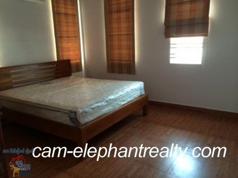 Brand New Elevator Apartment near Russian Market for Rent,1BR=$350