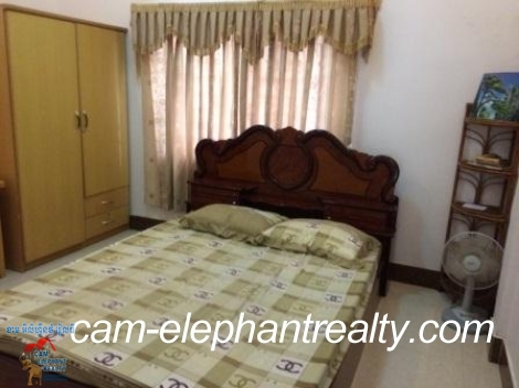 Nice Fully Furnished Apartment in Russian Market for Rent,2BR=$350