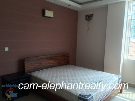 1 bedroom,Pool&Gym Apartment For Rent,BKK1