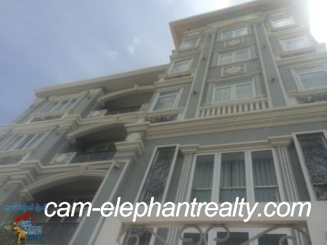 Brand New*** Apartment in BKK3 for Rent,2BR=$800/m