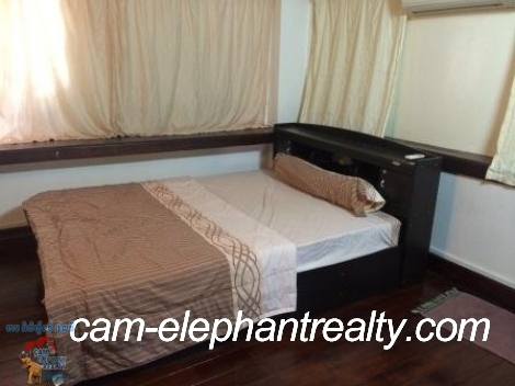 Nice Furnished Apartment near National Museum for Rent,2BR=$450