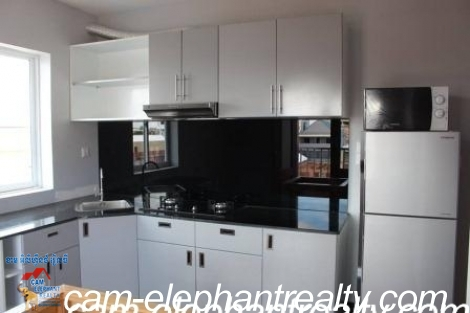 Nice Fully Furnished Apartment near Sovanna Shopping Mall for Rent,1BR=$400