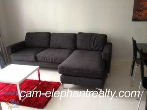 Modern Luxurious Apartment in Boeng Trabek for Rent,1BR=$750