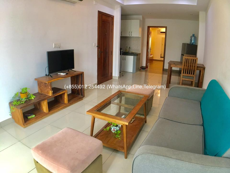 1 Bedroom Modern Furnished Apartment for Rent,BKK3