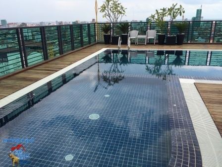 Brand New Pool Gym Apartment in BKK3 for Rent,2BR=$850