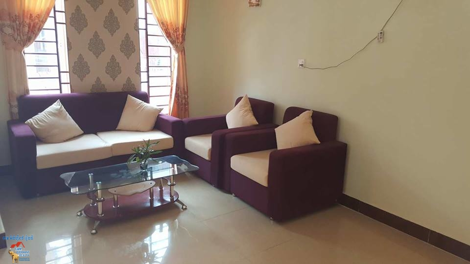 Nice Balcony Apartment in BKK3 for Rent,1BR=$300