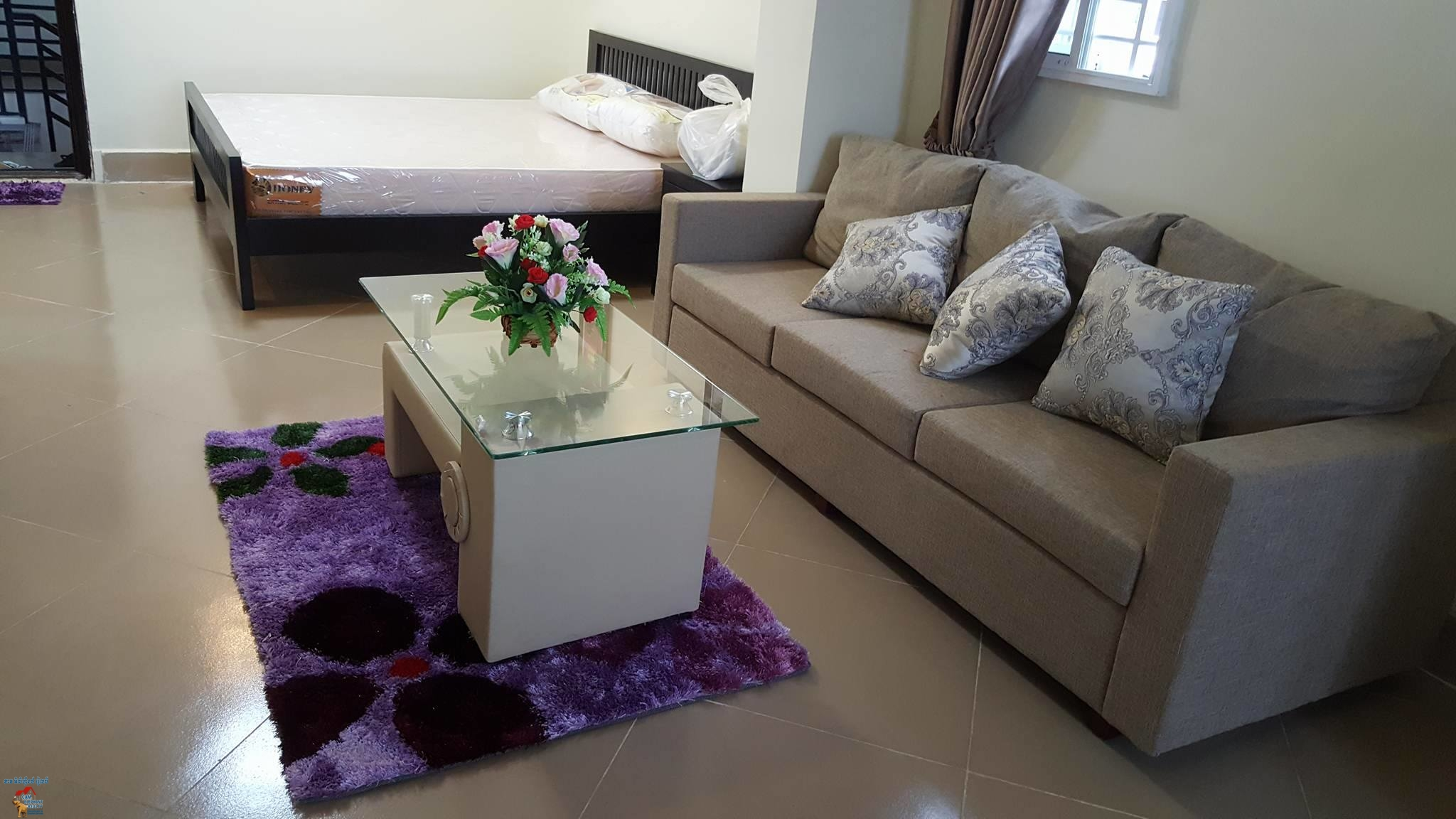 1 bedroom,Brand New Western Apartment For Rent,Near Central Market