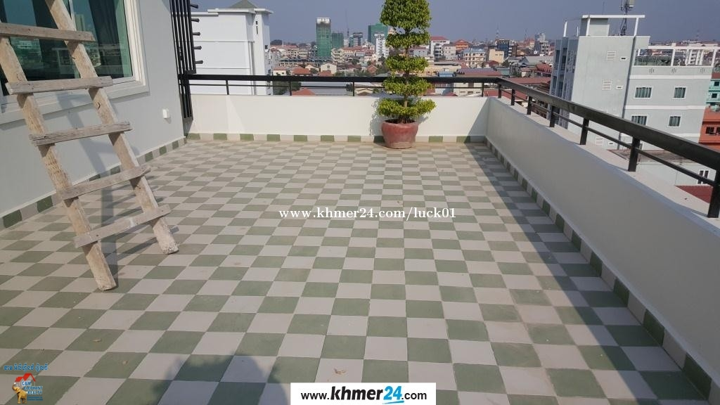 Terrace Western Apartment 2Bed Unti $750/month Russian Market