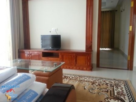 Western Apartment 2bed Unit $450/month free wifi, Toul Kork