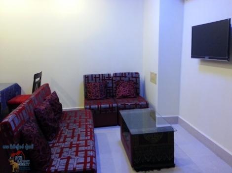 Service Apartment 2bed Unit $700/month BKK3