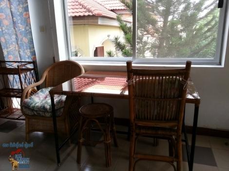 Big balcony&furnished Apartment 1bed Unit $450/month BKK1