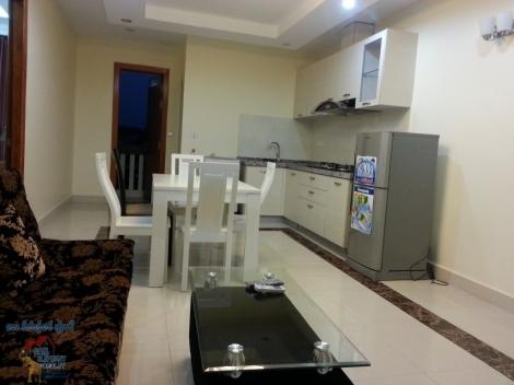 Service Apartmnet 2bed Unit $650/month Free Service Toul Kork