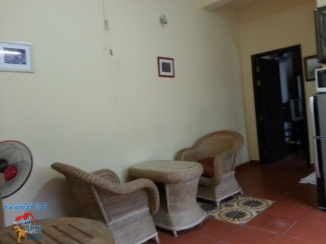 Western Apartment 1bed Unit $350/month Free services Toul Kork