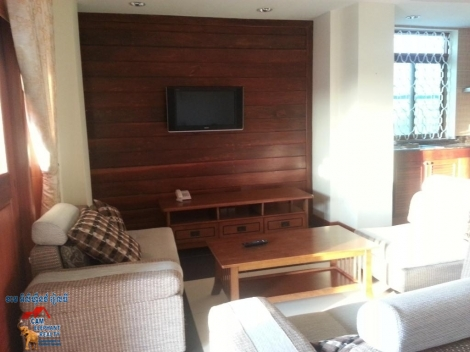 Service Apartment 2bed Unit $850/month Free services, Near German Embassy