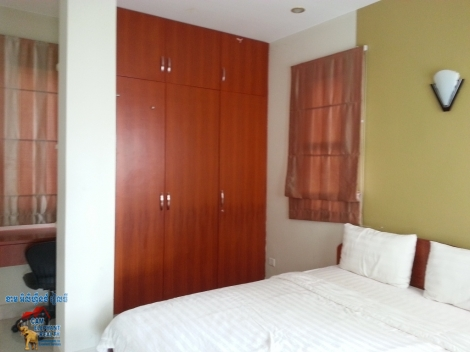 Service Apartment 1-2beds $550-750/month Near City Mall