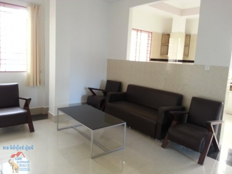 New Apartment 1bed Furnished $350 big balcony