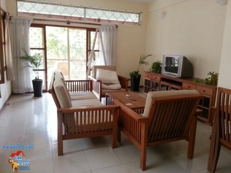 Service Apartment 2bed Unit *Large size $700/month BKK1