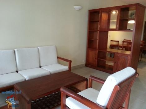 Service Apartment 1bed Unit *large size $600/month BKK1