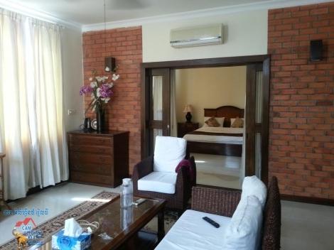 Service Apartment 1bed *big Size Unit $600/month