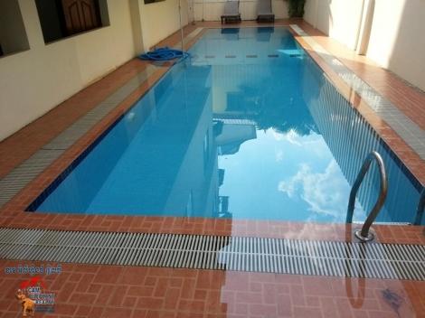 Pool Apartment 2Bed Unit *large UNit $650/month Toul Kork