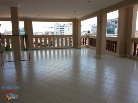 Terrace&nice View Apartment 1bed Unit $300/month Russian Market