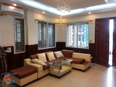 Service Apartment 1bed Unit *larage size $750/month bkk1