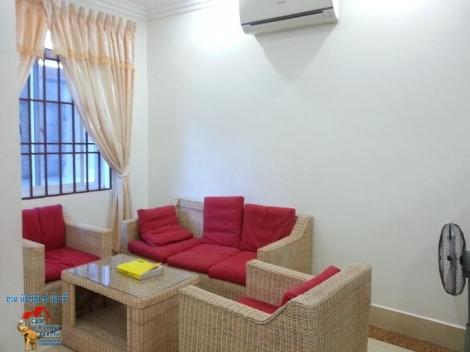 Nice Gym Service Apartment 1bed Unit $480/month BKK2