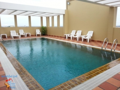 Brand New Roof Top Pool Service Apartment 1-2-3 Beds $750/month