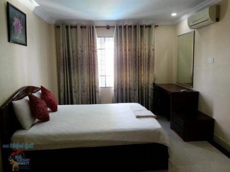 Service Apartment 1Bed+2bath $550/month Riverside