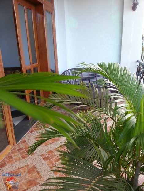 Nice Big balcony with plants 2bed Apartment $400/month Russian market