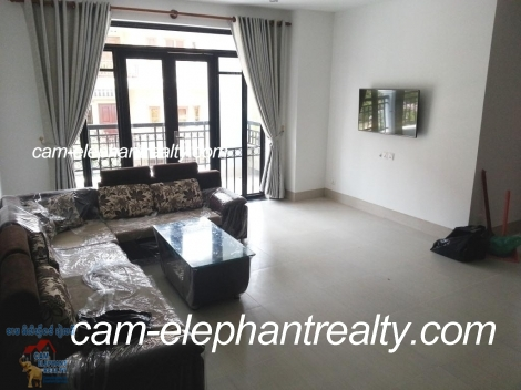 Brand New Gym Service Apartment 1-2 Bed Unit $600-800/month Russian Market