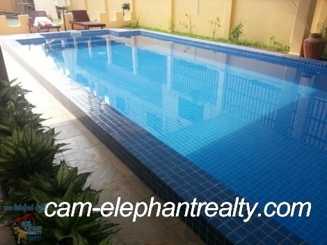 Pool Classic Serviced Apartment 1bed Unit $450/month full services