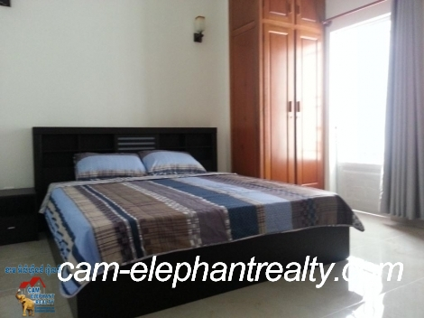 New Western Apartment 1Bed Unit $300-350/month BKK3