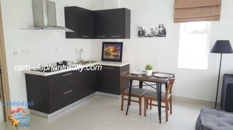 Brand New Modern Apartment 2Bed Unit $650-700/month Toul Kork