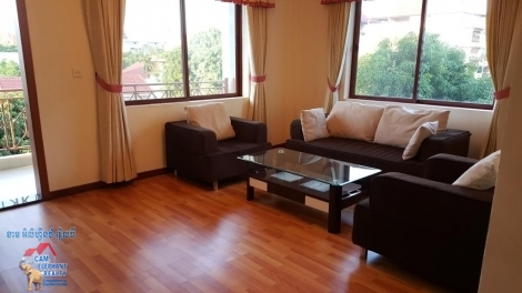 Service Apartment 2bed Unit **large size=140sqm $1100/month BKK1