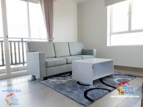 1 bedroom,Gym Service Apartment for Rent,BKK3